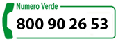 numero verde800 902653
